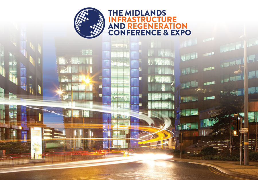 MIDLANDS INFRASTRUCTURE AND REGENERATION CONFERENCE & EXPO